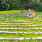 Chante, singen, meditative Musik, Catrin Wolfer, labyrinth