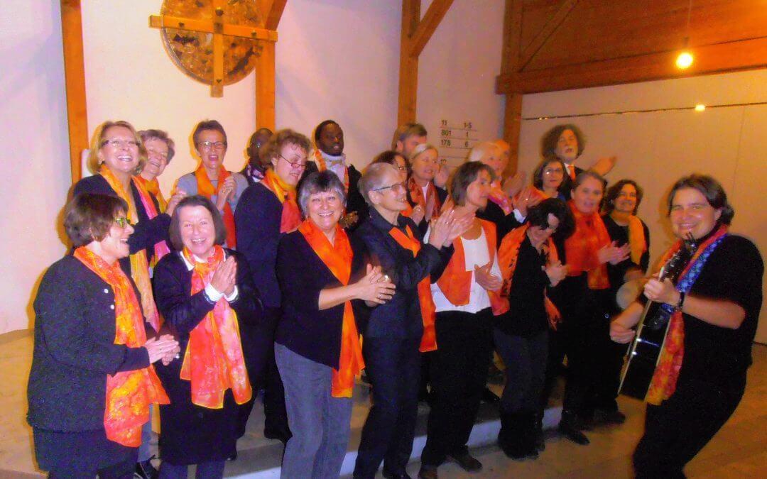 Gottesdienst mit Chor Univocalis am 15.12.19