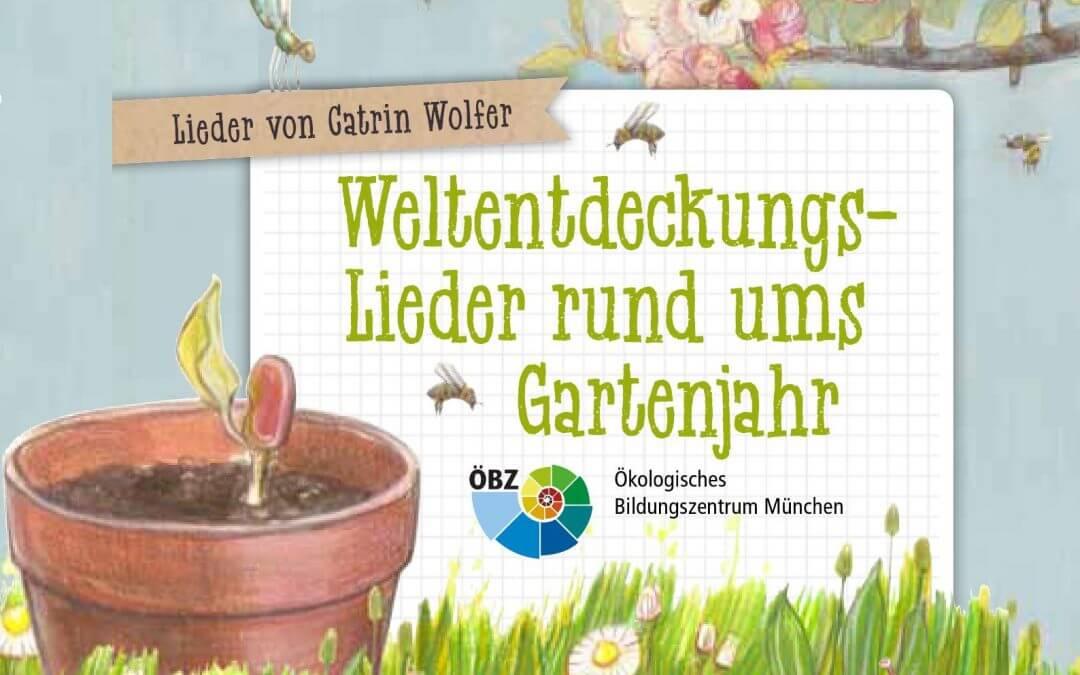 Neue Weltentdeckungslieder von Catrin