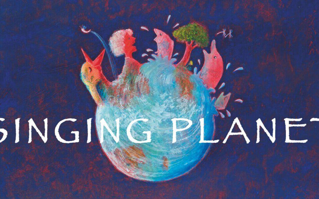 Landsberger Singing Planet Night mit Catrin