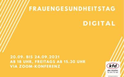 Digitaler Singworkshop am 22.09.21 von 18.00-18.30 Uhr